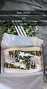 Adidas / Bape Superstars