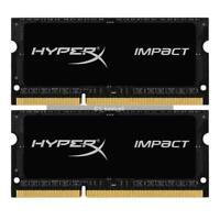 4GB 8GB For Kingston HyperX Impact DDR3L 1333 1600 1866MHz PC3L Laptop RAM 1.35V