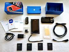 Nokia 808 PureView - Black (Unlocked) Smartphone + extras - ANY language!