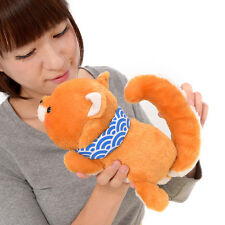 Amuse Mameshiba San Kyodai Rolling Dog Pup Toy Respond to Touch Sound Japan cute