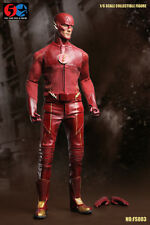 PREORDER 1/6 The Flash Figure USA Five Star CW Barry Speedster Toys Hot Arrow DC