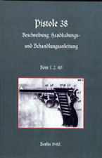 Walther P38 Pistol by German Army (Paperback, 2003)