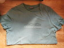 Craghoppers Tshirt XXL Leaf Green CMT816