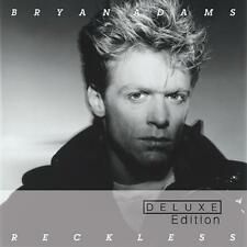Bryan ADAMS RECKLESS (30th Anniversary) (DELUXE) - 2xcd NUOVO