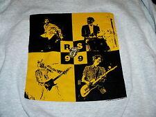 "THE ROLLING STONES ""No Security Tour"" SWEATSHIRT @ 1999 Classic ROCK CONCERT"