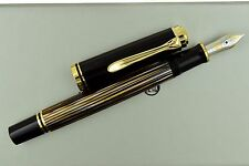 Pelikan 2016 Special Edition M400 Tortoise Brown & Gold Trim Fountain Pen M Nib