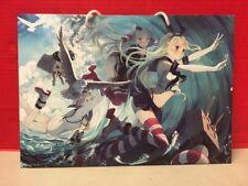 Kantai Collection KanColle Anime Illustration Gift Bag Japan RARE