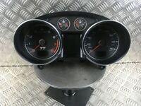 Audi Tacho Kombiinstrument Tt MK2 8J Benzin 2.0 FSI Original