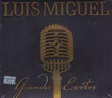 Luis Miguel Grandes Exitos 2CD New CAJA DE CARTON