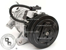 New AC A/C Compressor Fits: 2002 - 2005 Jeep Liberty V6 3.7L 1 Year Warranty