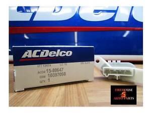 ACDELCO 15-80647 Blower Resistor 10397098 GM