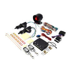 Remote Central Locking kit And Car Alarm For 2 Doors, immobiliser, Shock Sensor