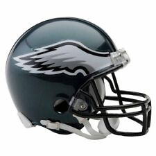 PHILADELPHIA EAGLES RIDDELL VSR4 MINI NFL FOOTBALL HELMET