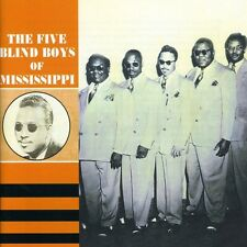 The Five Blind Boys of Mississippi - 1945-1950 [New CD]