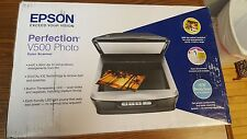 Epson Perfection V500 Flatbed Scanner 6400x9600dpi