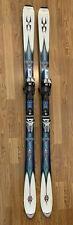 Rossignol Bandit X Freeride Skis 177Mm Woman's with Look Pivot 12 Bindings