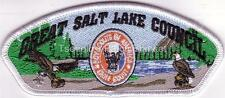 Great Salt Lake Council SA-NEW 2015 Eagle Scout csp Mint Condition FREE SHIPPING