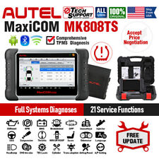 Autel MK808TS OBD2 Diagnostic Scanner TPMS for Tire Pressure Monitoring System