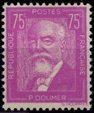 FRANCE  292 ** MNH Paul DOUMER 1933 (CV 90 €)