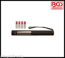 BGS-Bolsillo Led (36 + 1) Luz de trabajo con la correa y Imán-Pro gama - 8455