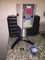 Brookfield DV-II LVTDV-CP Digital Cone Spindle Viscometer (Complete)
