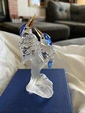 swarovski crystal bird figurines. No Box. But They Are In Perfect Condition.