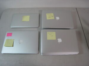 Lot of 8 Apple A1465 A1466 MacBook Air Early 2015 i5 Laptop Lot READ LISTING