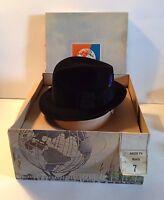1964-65 New York World's Fair Official Adam Hat with Original Box (Unisphere)
