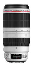Canon EF 100 mm - 400 mm F/4.5-5.6 EF USM IS For Canon - White WITH USA WARRANTY