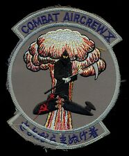 US Navy VP-1 CAC-4  Combat Aircrew Patch J-1