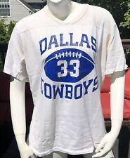 Vintage 70s 80s Dallas Cowboys Tony Dorsett jersey shirt football NFL Rawlings