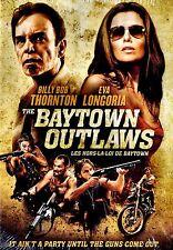 NEW DVD // The Baytown Outlaws // Billy Bob Thornton, Eva Longoria, Thomas Brodi