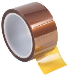 High Temperature Powder Coating Kapton Polyimide Masking Tape 36 Yd. x 2.5 inch