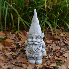 Solid Stone Figure Funny Gnome Gartenzweig Gnome Stone Cast Frost Resistant