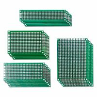 40 pcs Double-side Breadboard Circuit Prototype DIY PCB Board 2x8 3x7 4x6 5 S5K3