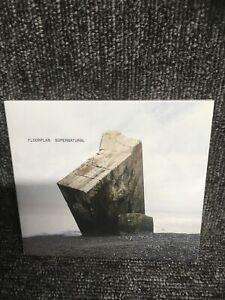 FLOORPLAN SUPERNATURAL NEW AND SEALED CD Album Digipak. Freepost Uk. Robert Hood