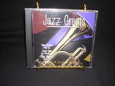 Jazz Greats [Madacy] [Remaster] by Various Artists (CD, Dec-1995, Sony Music ...