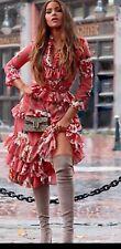 BNWT!Comino Couture Valentino Spanish Vogue Nights Uk12.Rrp£200 Dollshouse Dress