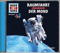 WAS IST WAS - FOLGE 05: RAUMFAHRT/DER MOND  CD NEU