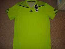 NWT Adidas ClimaCool adiZero ForMotion Tennis V-Neck Shirt F82572 NEW L