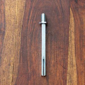 100 mm Drehwechselstift Wechselstift M12 Gewinde neu AHB Schraubwechselstift 8