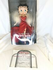 FOREVER BETTY BOOP FIRST IN SERIES GLAMOUR GIRL SPECIALTY DOLL