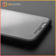 9H Premium Tempered Glass Screen Protector Shield Apple iPhone X/Xs