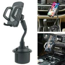 Universal Adjustable Car Mount Gooseneck Cup Holder For Cell Cradle Phone A V5H0