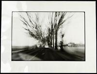 DDR-Fotografie/Konzeptkunst. Kurt BUCHWALD (*1953 D), handsigniert gestempelt