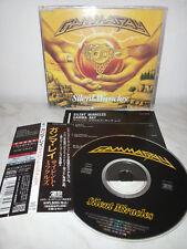 CD GAMMA RAY - SILENT MIRACLES - JAPAN