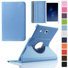 Rotating Stand PU Leather Case Cover For Samsung Galaxy Tab 3 Lite 7.0 8.0 10.1