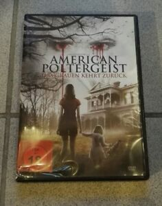 AMERICAN POLTERGEIST / DVD / FSK 18