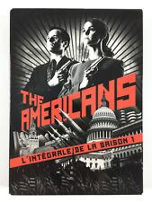 The Americans Saison 1 Coffret DVD
