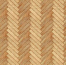 1:12 Scale Dolls House A2 Parquet Floor Wall Paper DIY Accessory 43cm x 60cm 216